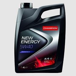 שמן CHAMPION 5W40 SL/CF סינטטי מלא 4 ליטר