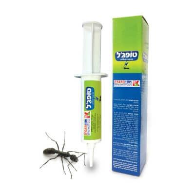 טופג'ל פתיון ג'ל לנמלים וטרמיטים