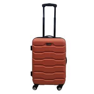 """מזוודה 20"""" אדום דגם 1385 swiss"""