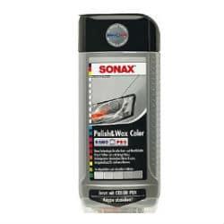 פוליש-ווקס כסוף/אפור SONAX Nano-Pro