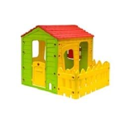 בית הכיף עם מרפסת Starplast 91560