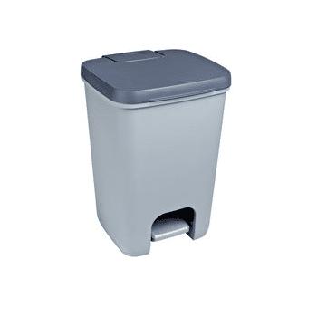 פח פדל 40 ליטר אטלנטיק כתר פלסטיק