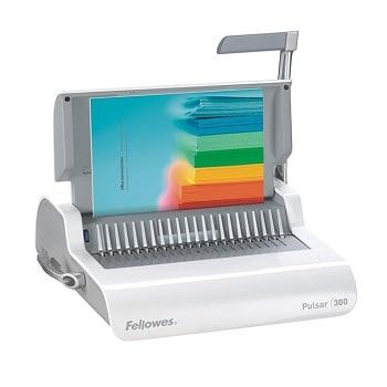 מכונת כריכה ספירלי Fellowes PULSAR+300