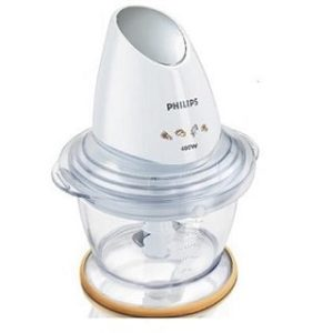 קוצץ ירקות חשמלי Philips HR1396 פיליפס