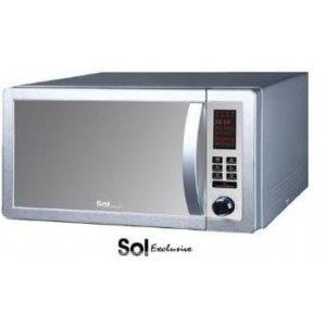מיקרוגל כולל גריל Sol AG928EHU 28 ליטר