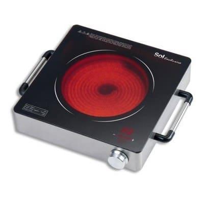 כירה חשמלית קרמית Sol SL1133