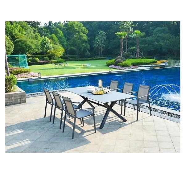 מערכת גן דגם enzo שולחן + כיסאות