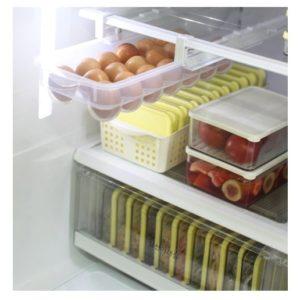 אירגונית אחסון לביצים עם מסילה M מבית OLIVIER