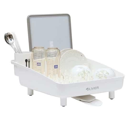 מתקן בריאותי לייבוש כלים מבית OLIVIER דגם 2023