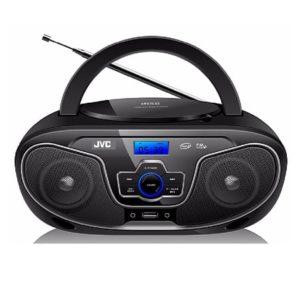 מערכת שמע ניידת JVC RD-N327 Bluetooth