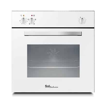מודרניסטית תנור אפיה בנוי Sol HO600W |zap 🚚משלוח חינם! | רוזנפלד QQ-92