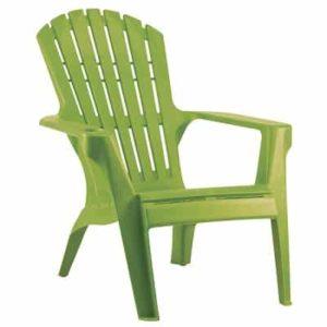 כסא בריזה מהאיים הקריביים ירוק ליים