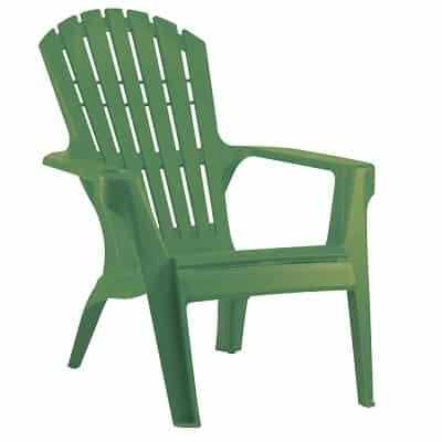 כסא בריזה מהאיים הקריביים ירוק יער