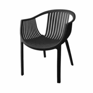 כסא קומודו - שחור