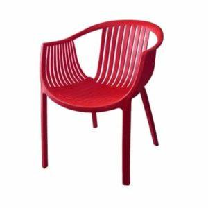 כסא קומודו - אדום
