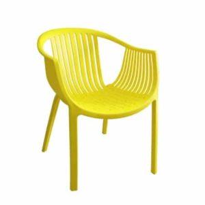 כסא קומודו - צהוב