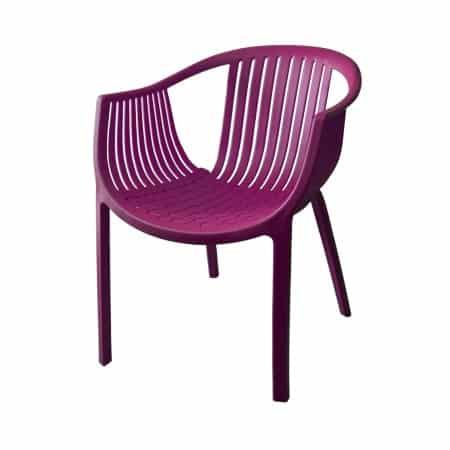 כסא קומודו - סגול