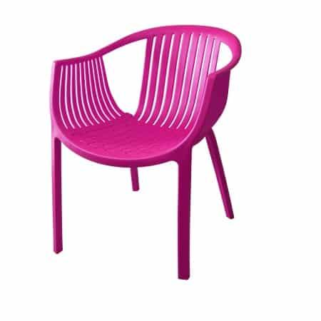כסא קומודו - ורוד