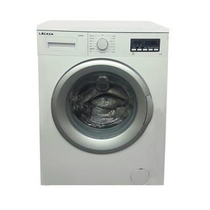 """מכונת כביסה פתח קידמי Lacasa LC8000 8 ק""""ג"""