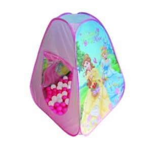 אוהל כדורים לילדים נסיכות Disney
