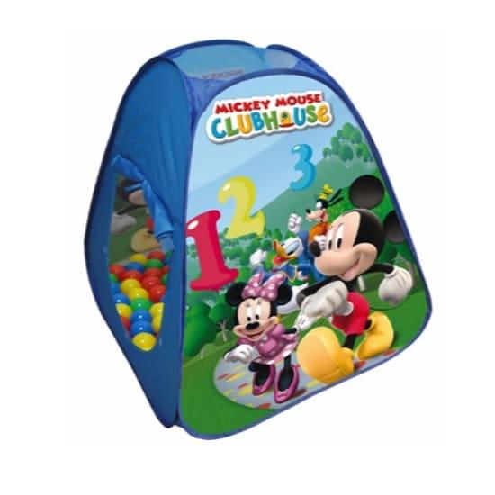 אוהל עם כדורים של מיקי מאוס Disney
