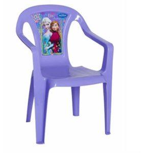 כיסא פלסטיק לילדים פרוזן Disney