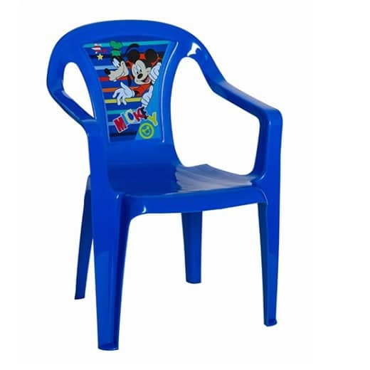 כיסא פלסטיק לילדים מיקי מאוס Disney