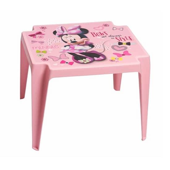 שולחן פלסטיק לילדים  מיני מאוס Disney