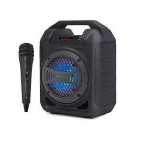 בידורית קריוקי ניידת דגם LX20 מביתPure Acoustics