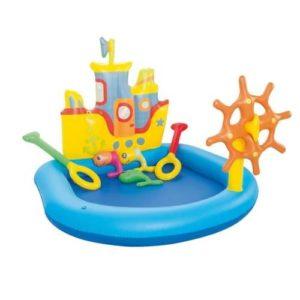 בריכת פעילות ספינה לילדים 52211 Bestway