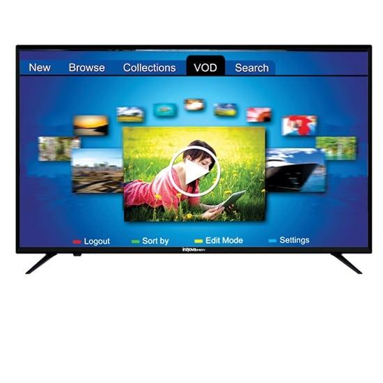 """טלוויזיה חכמה 75"""" דגם Innova GL750"""