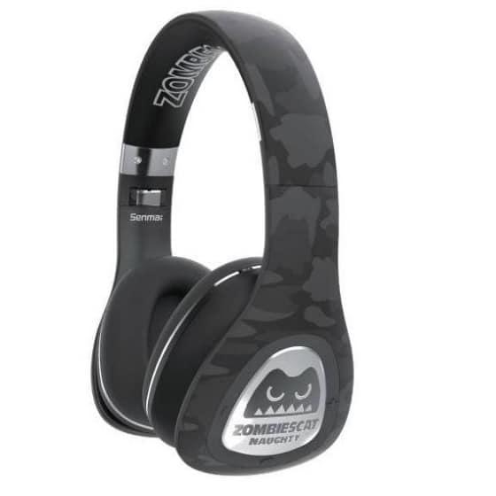 אוזניות דגם MBTOZ105 מבית miracase - שחור