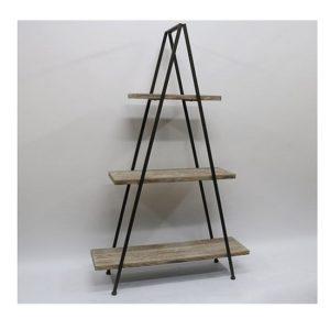 סולם מדפים פירמידה