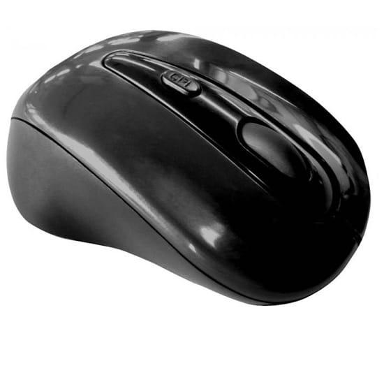 עכבר אלחוטי דגם Silver Line RF314 - שחור