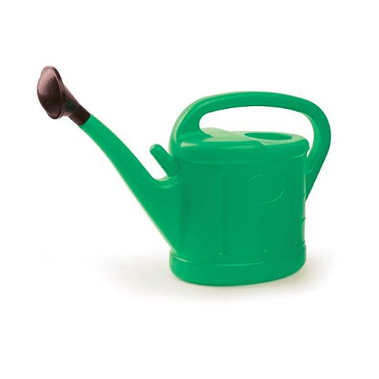 משפך לגינה 10 ליטר ירוק