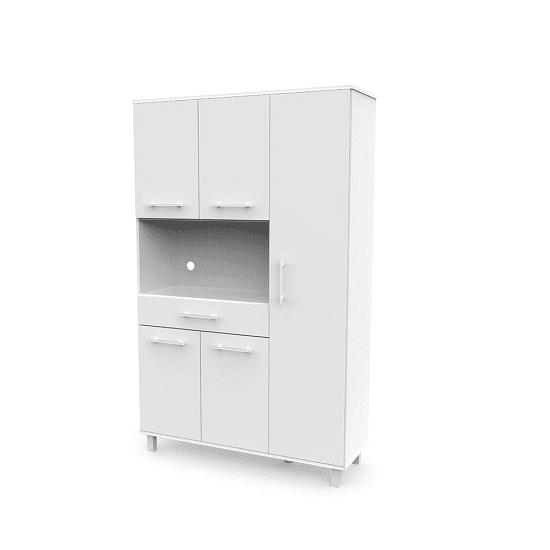 ארונית מיקרוגל 5 דלתות דגם 408 רהיטי יראון
