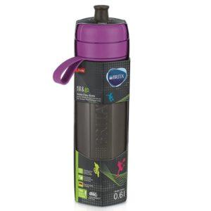 בקבוק ספורט לסינון מים BRITA fill&go - צבע סגול