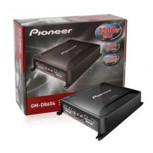 מגבר לרכב Pioneer GMD8604 פיוניר