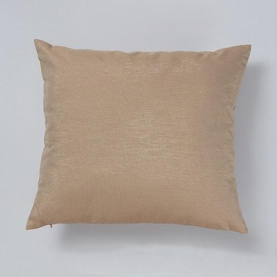כרית נוי דגם לורקס 45×45 מביתHOMESTYLE - זהב