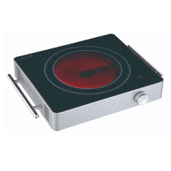 כירה חשמלית קרמית יחיד Sachs EF704