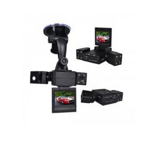 מצלמת רכב דו כיוונית +8 גיגה זכרון