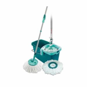ערכת ניקוי CLEAN TWIST SYSTEM MOP מבית LEIFHEIT