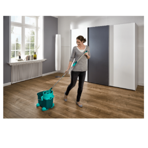 עגלת ערכות נקיון CLEAN TWIST SYSTEM