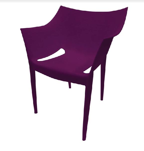 כיסא קומפורט - סגול