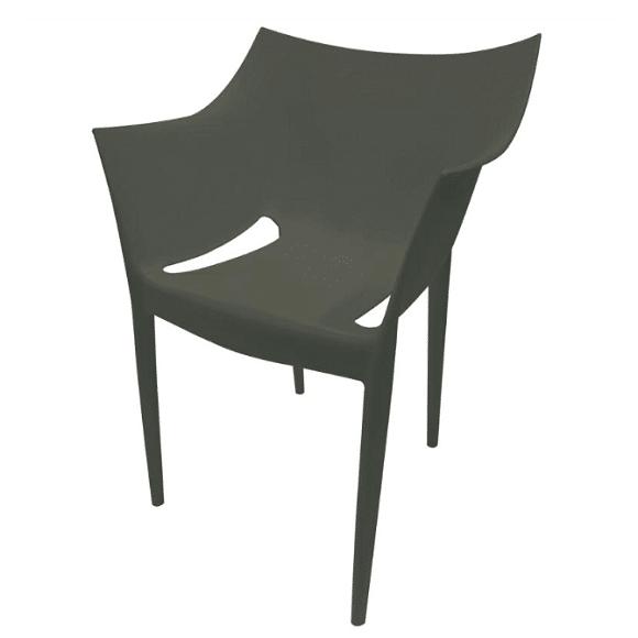 כיסא קומפורט - אפור