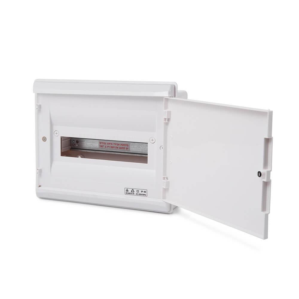 לוח חשמל תחת הטיח 12 מודול NISKOBOX