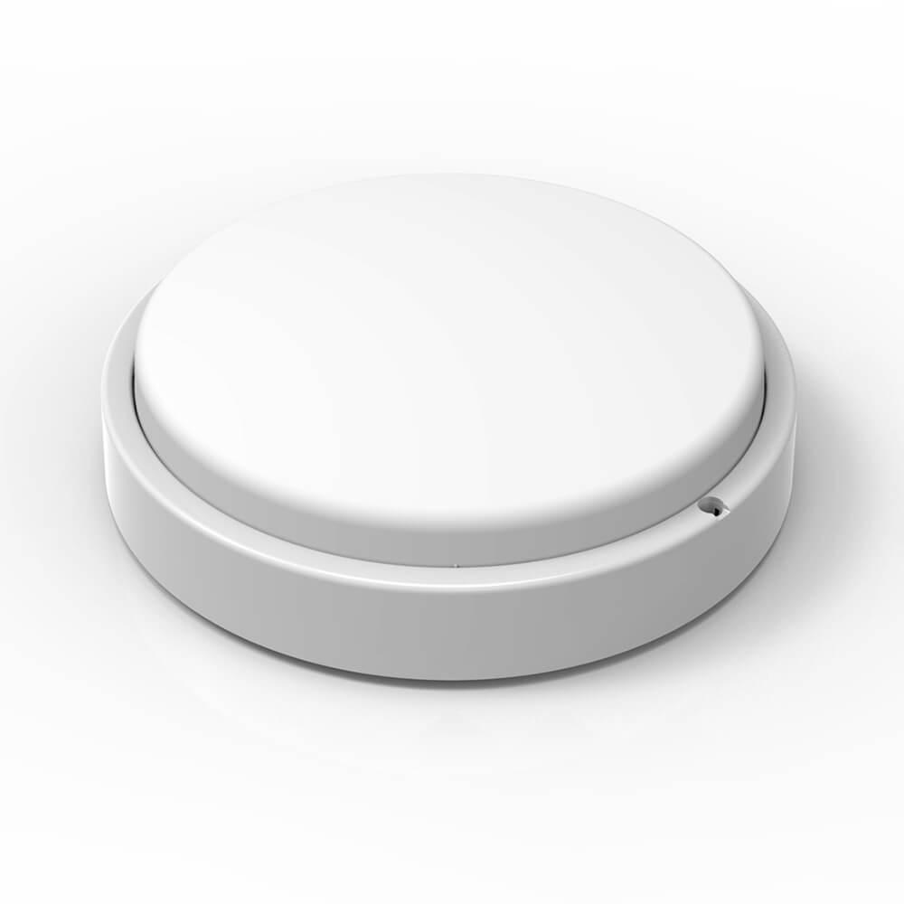 צמוד קיר / תקרה לד עגול FROST LED 20W IP65 אור קר 120°