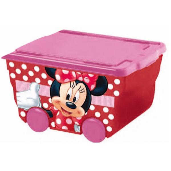 קופסת אחסון צעצועים מיני מאוס, Disney