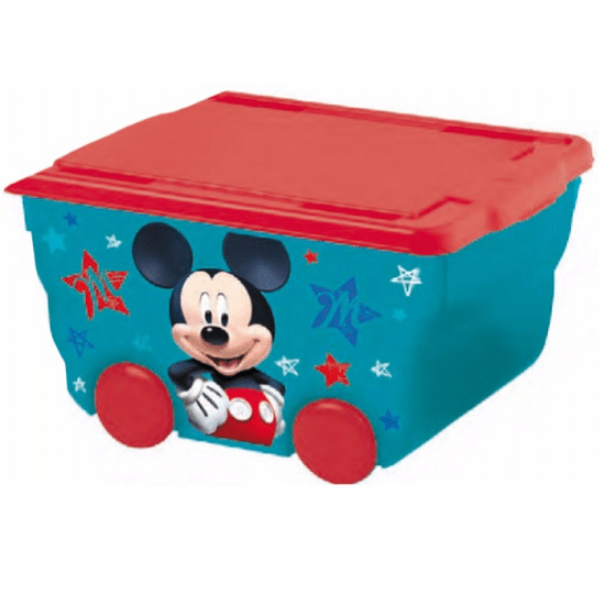 קופסת אחסון צעצועים מיקי מאוס, Disney