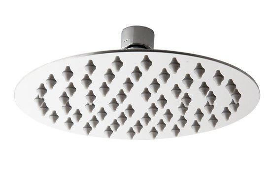 ראש מקלחת פלטיני כרום קוטר 250 ממ בראס